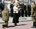 Lithuanian army commander Arvydas Pocius Presidential Inauguration 2.jpg