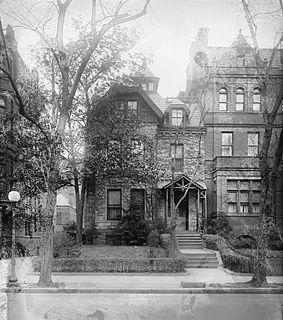 Little Green House on K Street