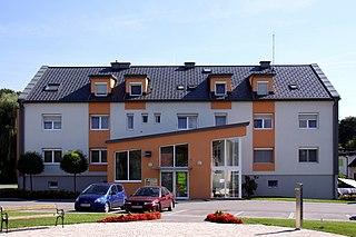 Litzelsdorf Place in Burgenland, Austria