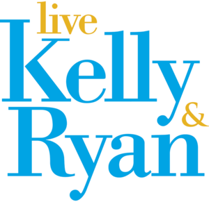 Live with Kelly and Ryan - Logo from May through September 2017