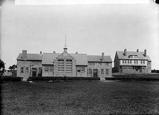 Llandysul county school (Cer)