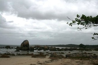 Lockhart River, Queensland - Quintell Beach in Lockhart River