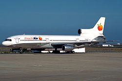 Lockheed L-1011-1 Tristar, Peach Air