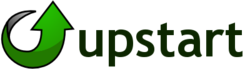 Логотип Upstart