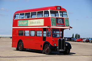 London Bus Company bus RT3062 (KXW 171), 2010 North Weald bus rally.jpg
