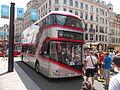 London United bus LT150 (LTZ 1150), Regent Street Bus Cavalcade (01).jpg