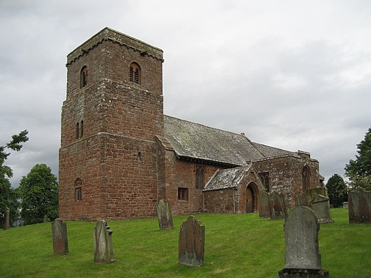 St Margaret and St James' Church, Long Marton