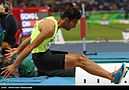 Long jumper Mohammad Arzandeh at the 2016 Olympics 13.jpg