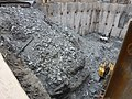 Looking down into the excavation at the National Hotel, 2013 10 22 (11) (10437169283).jpg