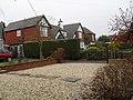 Looking towards the Rustington Manor in Broadmark Lane - geograph.org.uk - 1671047.jpg