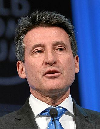 2012 Summer Olympics - Lord Coe – the head of London 2012