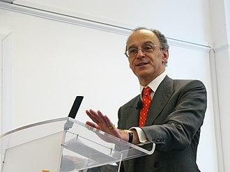 James Sassoon, Baron Sassoon - Lord Sassoon speaking in 2012