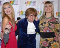 Lorielle New, Richard Halpern, Rena Riffel at 7th Annual WeHo Awards 4.jpg