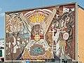Los Orígenes, mural de Salvador Almaraz.jpg