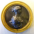 Louise of Prussia by Leonhard Posch, iron, c. 1805-1810 - Bode-Museum - DSC02824.JPG