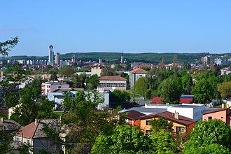 Lučenec - Image: Lučenec pohľad na mesto (1)