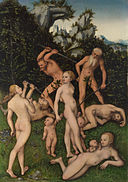 Lucas Cranach the Elder - The Close of the Silver Age (?) - Google Art Project.jpg