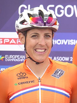 Lucinda Brand - 2018 UEC European Road Cycling Championships (Women's road race).jpg