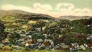 Ludlow (town), Vermont - Ludlow in 1906