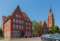 Parade in Lübeck
