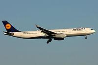D-AIKN - A333 - Lufthansa