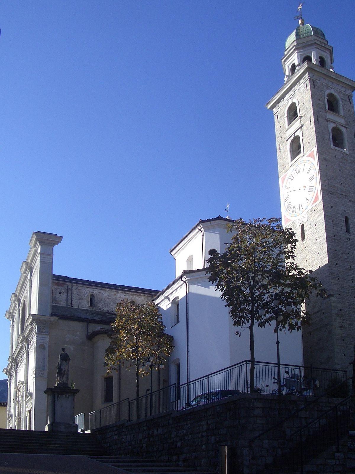 Lugano Cathedral Wikipedia