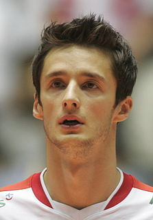 Łukasz Żygadło Polish volleyball player