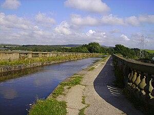 Lune Aqueduct - Image: Lune Aqueduct