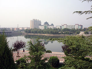 Luquan District District in Hebei, Peoples Republic of China