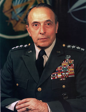 Operation Northwoods - Lyman L. Lemnitzer, who was in charge as the Chairman of the Joint Chiefs of Staff