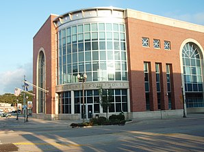 Lyon County Courthouse