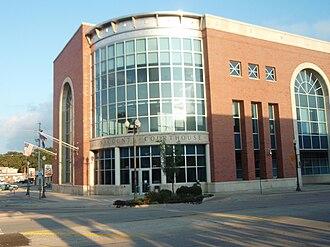 Lyon County, Kansas - Image: Lyon county kansas courthouse 2009