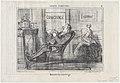 Môssieu le concierge, from Croquis Parisiens, published in Le Charivari, November 25, 1856 MET DP876529.jpg