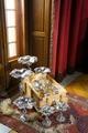 """Möllenborgska lysningspresenten, Utställningen """"Smak av svunnen tid"""" år 2007 - Hallwylska museet - 86343.tif"""