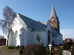 Møgeltønder - Møgeltønder Church