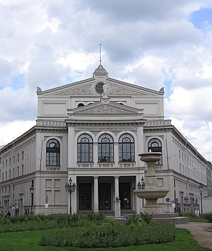 Staatstheater am Gärtnerplatz - Gärtnerplatztheater in Munich