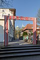 "Münster, Domgasse, Skulptur ""4 Tore"" -- 2020 -- 6446.jpg"