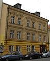 Měšťanský dům U kříže (Staré Město), Praha 1, Rybná 17, Staré Město.JPG