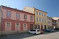 Městský dům (Úštěk), Vnitřní Město, Mírové náměstí 66 a 67.JPG