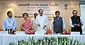 M. Venkaiah Naidu at the National Conference for reviewing the progress of Pradhan Mantri Awas Yojana (Urban) Mission, in New Delhi.jpg