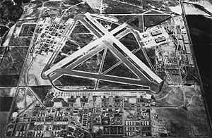 Marine Corps Air Station El Toro - MCAS El Toro in 1947.
