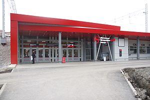 Rostokino (Moscow Central Circle)