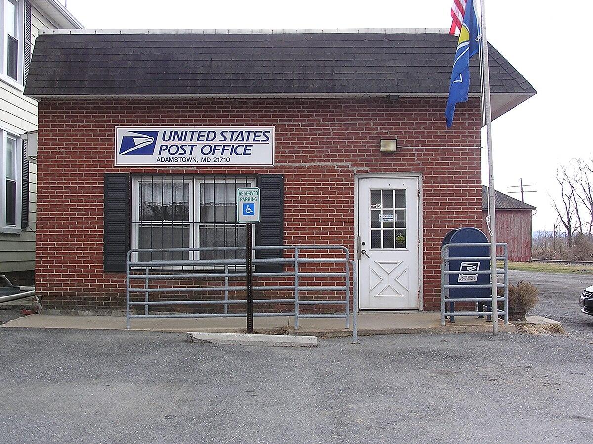 Adamstown, Maryland - Wikipedia