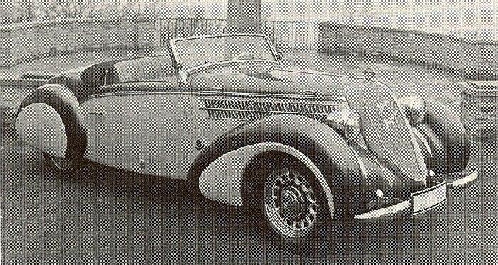 MHV Steyr 125 Super 1936