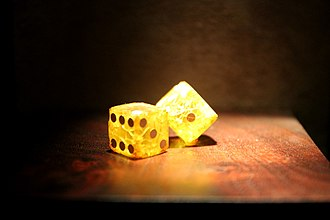 Museum of Jurassic Technology - Rotten Luck: Decaying Dice of Ricky Jay