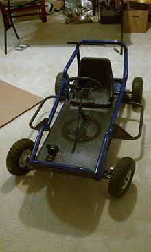 Go Kart Frame Design Ideas
