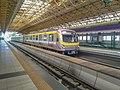 MRT2 megatren TS9 leaving Gilmore station.jpg