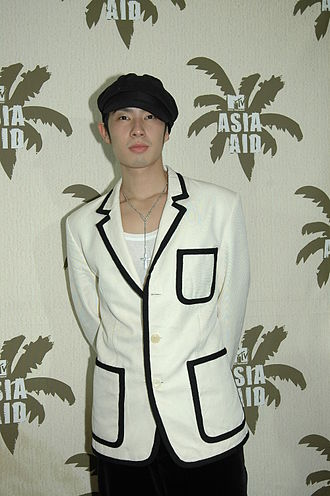 Vanness Wu - Wu at the MTV Asia Aid in 2005.