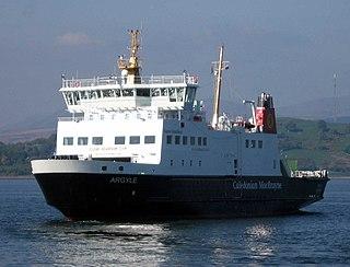 Caledonian MacBrayne fleet