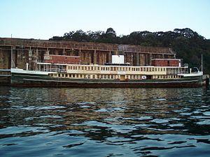MV Baragoola - Image: MV Baragoola